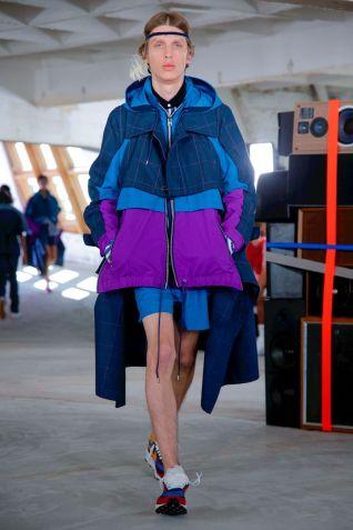 Sacai Menswear Spring Summer 2019 Paris23
