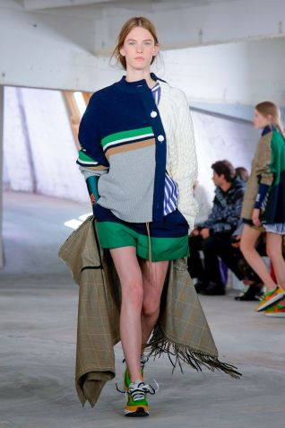 Sacai Menswear Spring Summer 2019 Paris24