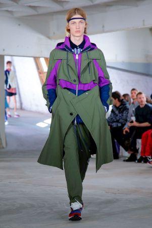 Sacai Menswear Spring Summer 2019 Paris32