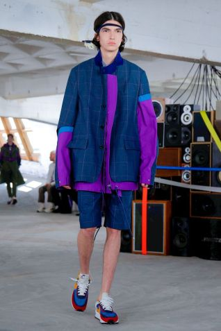 Sacai Menswear Spring Summer 2019 Paris34