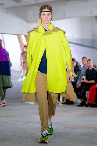 Sacai Menswear Spring Summer 2019 Paris35