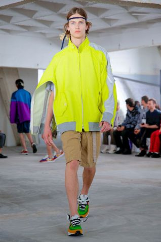 Sacai Menswear Spring Summer 2019 Paris36