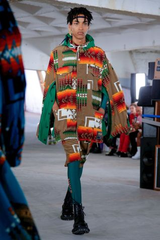 Sacai Menswear Spring Summer 2019 Paris4