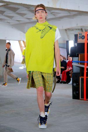 Sacai Menswear Spring Summer 2019 Paris44