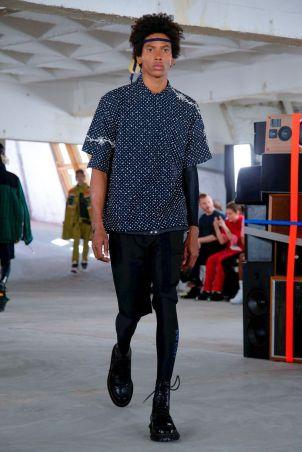 Sacai Menswear Spring Summer 2019 Paris47