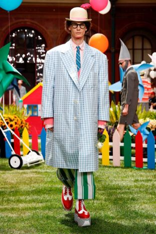 Thom Browne Menswear Spring Summer 2019 Paris22