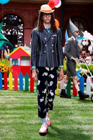 Thom Browne Menswear Spring Summer 2019 Paris28