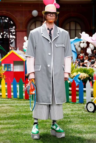 Thom Browne Menswear Spring Summer 2019 Paris31