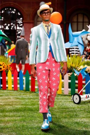 Thom Browne Menswear Spring Summer 2019 Paris43