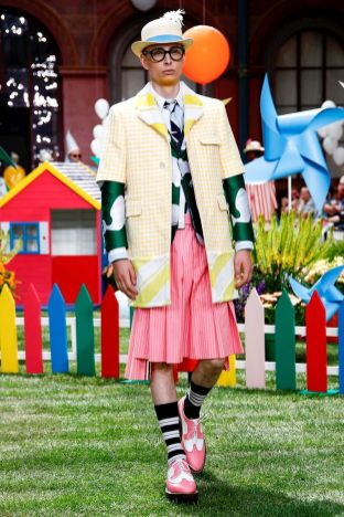 Thom Browne Menswear Spring Summer 2019 Paris44