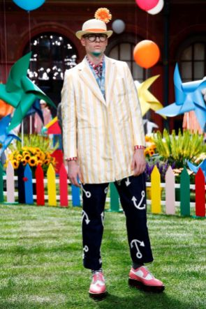 Thom Browne Menswear Spring Summer 2019 Paris45
