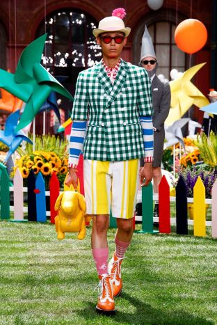 Thom Browne Menswear Spring Summer 2019 Paris48