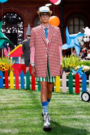 Thom Browne Menswear Spring Summer 2019 Paris49