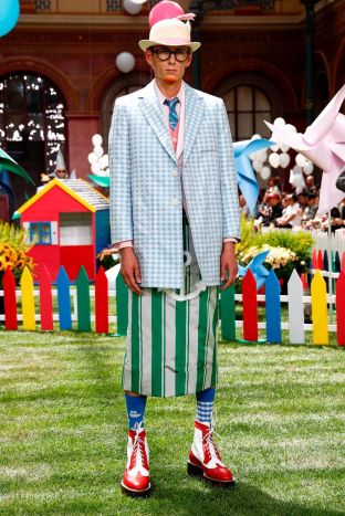 Thom Browne Menswear Spring Summer 2019 Paris54