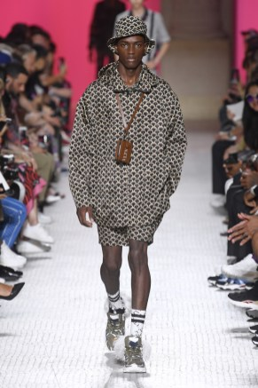 Valentino Men's Spring 2019