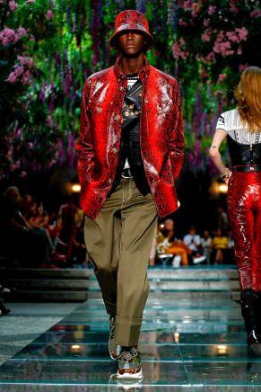 Versace Menswear Spring Summer 2019 Milan15