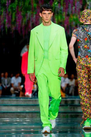 Versace Menswear Spring Summer 2019 Milan18