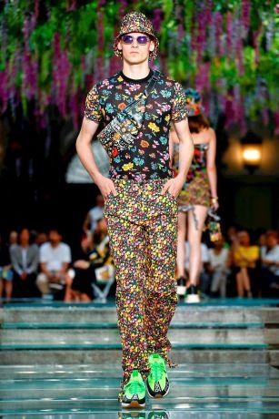Versace Menswear Spring Summer 2019 Milan19