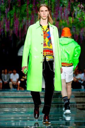 Versace Menswear Spring Summer 2019 Milan20