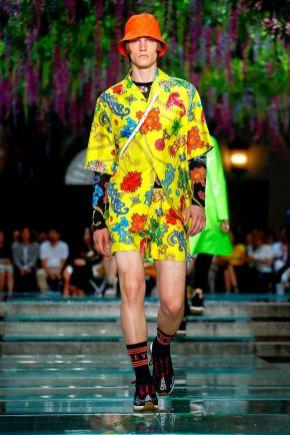 Versace Menswear Spring Summer 2019 Milan23