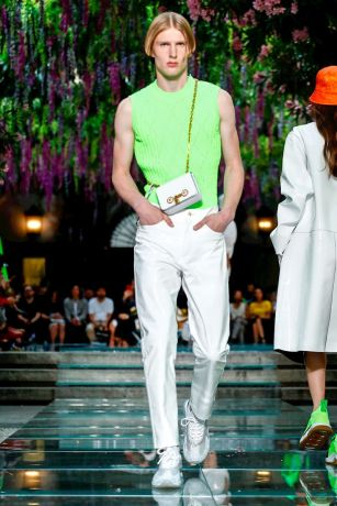 Versace Menswear Spring Summer 2019 Milan29