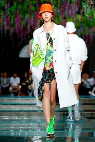 Versace Menswear Spring Summer 2019 Milan30