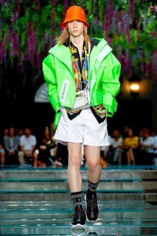 Versace Menswear Spring Summer 2019 Milan31