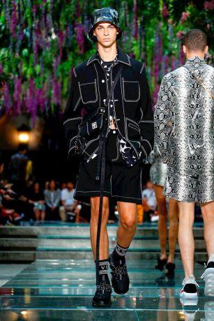 Versace Menswear Spring Summer 2019 Milan36