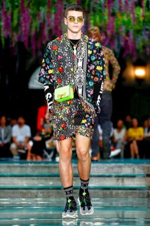 Versace Menswear Spring Summer 2019 Milan38
