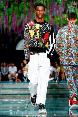 Versace Menswear Spring Summer 2019 Milan41