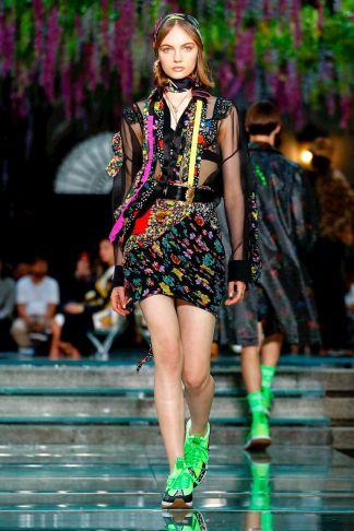 Versace Menswear Spring Summer 2019 Milan42