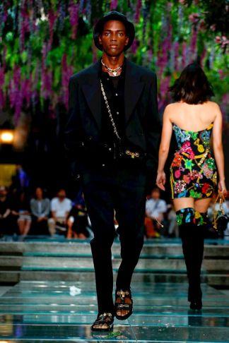 Versace Menswear Spring Summer 2019 Milan44
