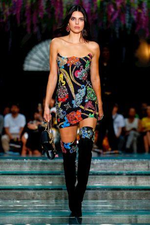 Versace Menswear Spring Summer 2019 Milan53