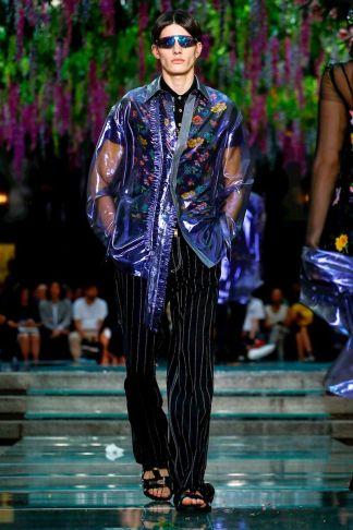 Versace Menswear Spring Summer 2019 Milan54
