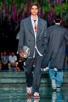 Versace Menswear Spring Summer 2019 Milan6
