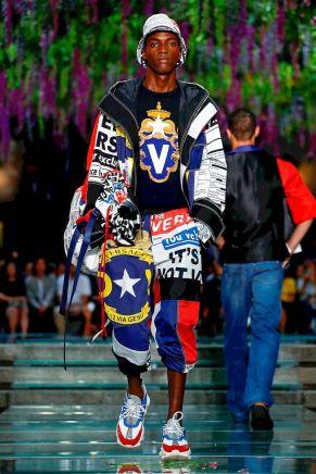 Versace Menswear Spring Summer 2019 Milan9