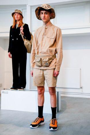 Wood Wood Menswear Spring Summer 2019 London15