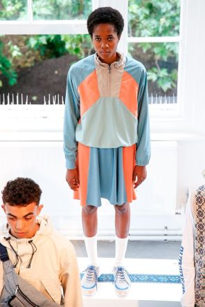 Wood Wood Menswear Spring Summer 2019 London22