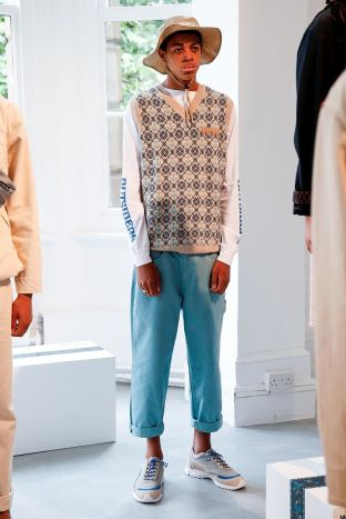 Wood Wood Menswear Spring Summer 2019 London23