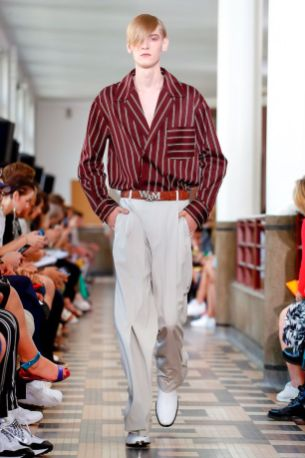 Wooyoungmi Menswear Spring Summer 2019 Paris15