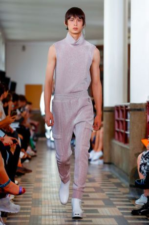 Wooyoungmi Menswear Spring Summer 2019 Paris27