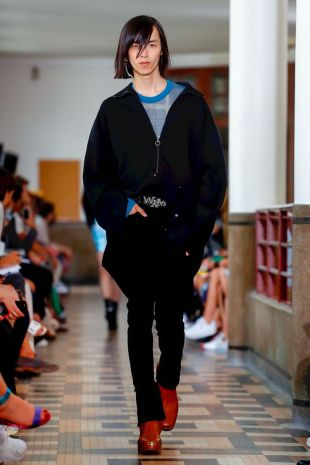 Wooyoungmi Menswear Spring Summer 2019 Paris37