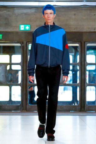 Xander Zhou Menswear Spring Summer 2019 London40
