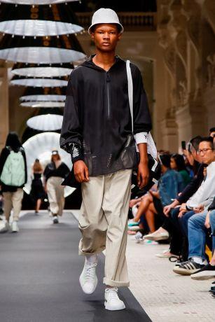 Y-3 Menswear Spring Summer 2019 Paris1
