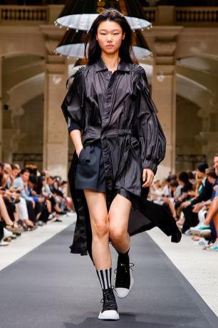Y-3 Menswear Spring Summer 2019 Paris25
