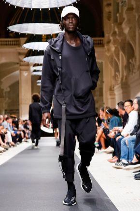Y-3 Menswear Spring Summer 2019 Paris27