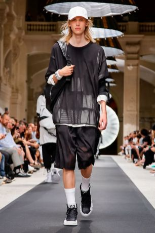 Y-3 Menswear Spring Summer 2019 Paris35