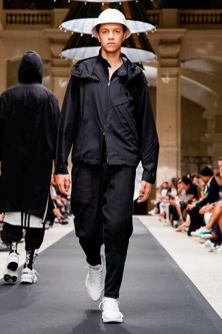 Y-3 Menswear Spring Summer 2019 Paris38