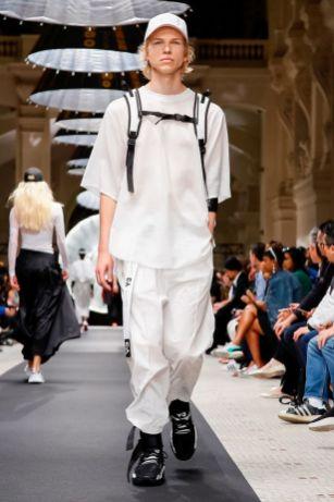 Y-3 Menswear Spring Summer 2019 Paris43