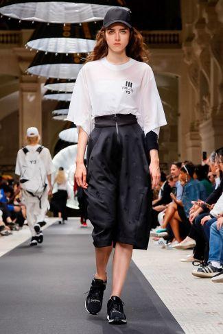 Y-3 Menswear Spring Summer 2019 Paris44